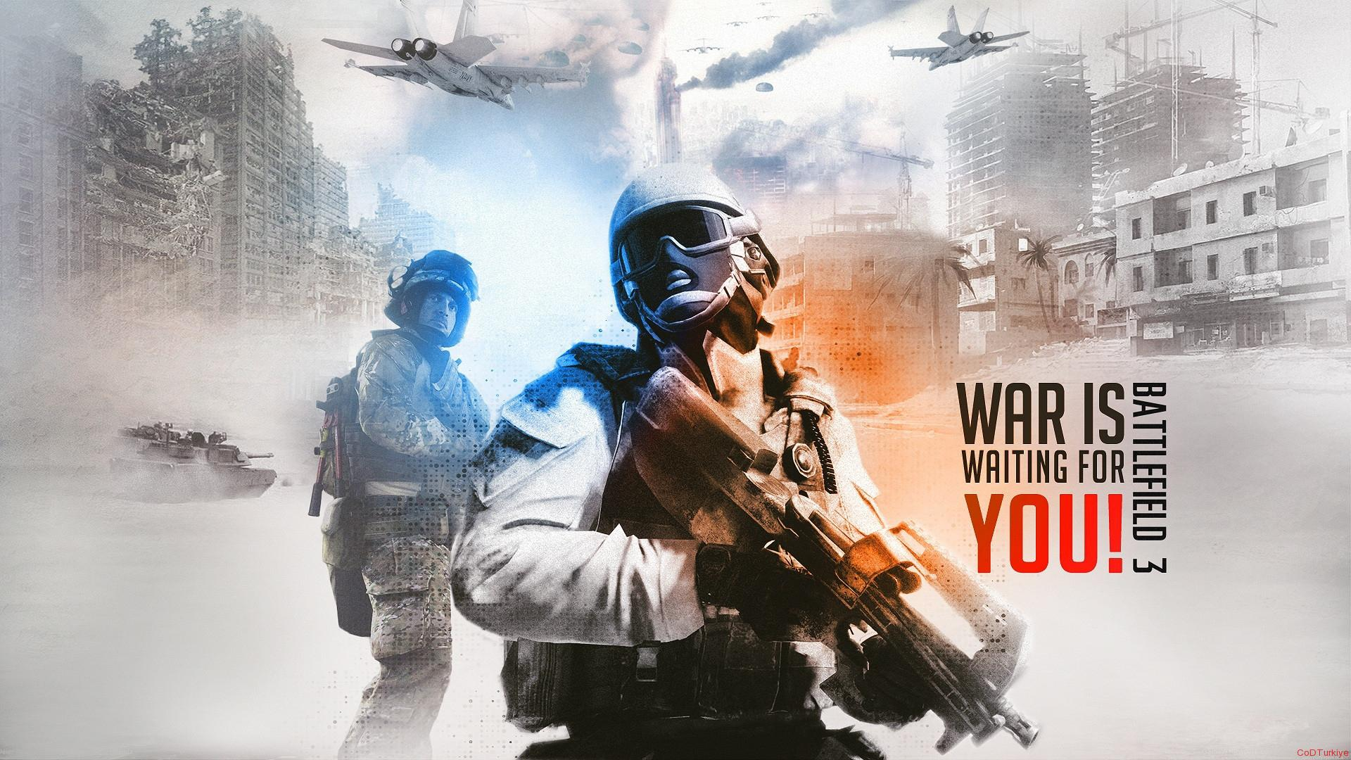 Battlefield 3 HD Wallpapers, Duvar Kağıtları, Screenshots