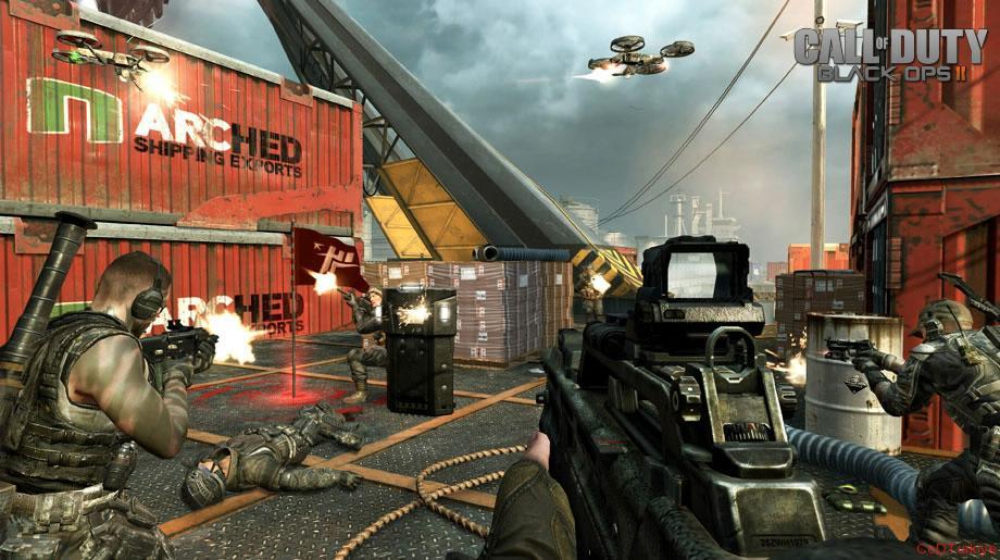 Black Ops 2 Gameplay Screenshots Ekran Görüntüleri
