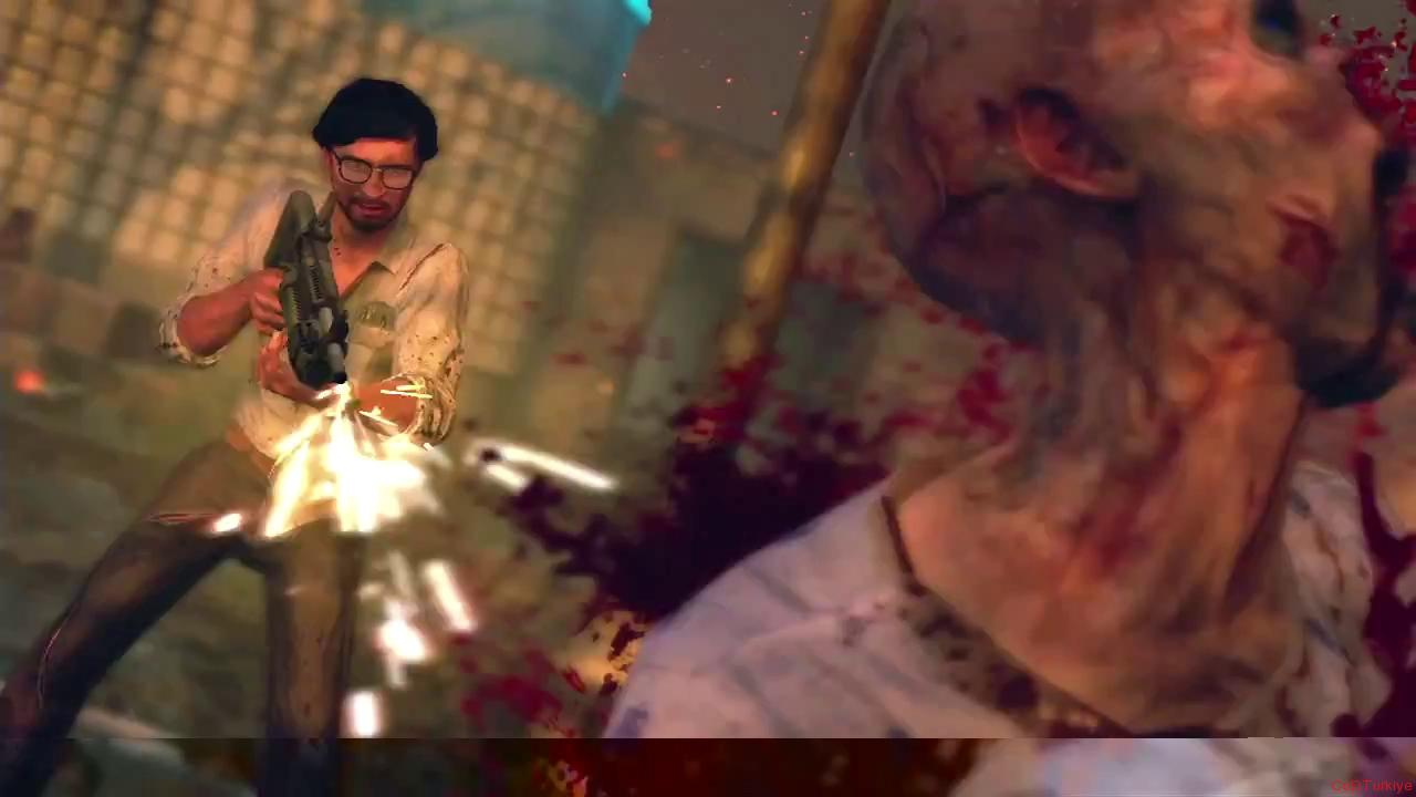 Call of Duty 9 Black Ops 2 Zombies Screenshots