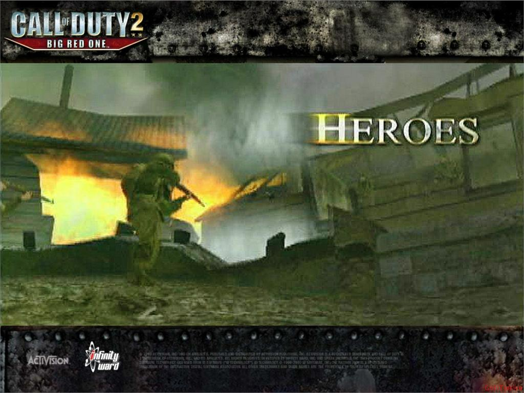 Call of Duty 2 Big Red One Wallpaper 20