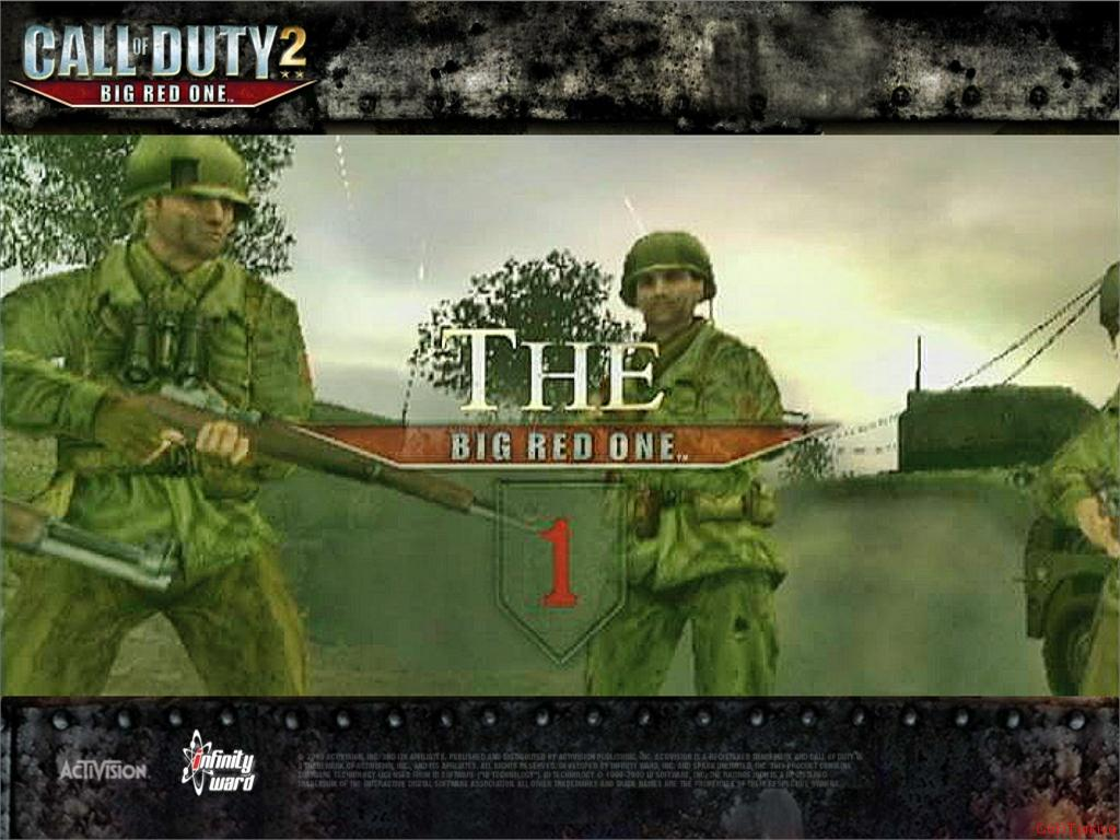 Call of Duty 2 Big Red One Wallpaper 21
