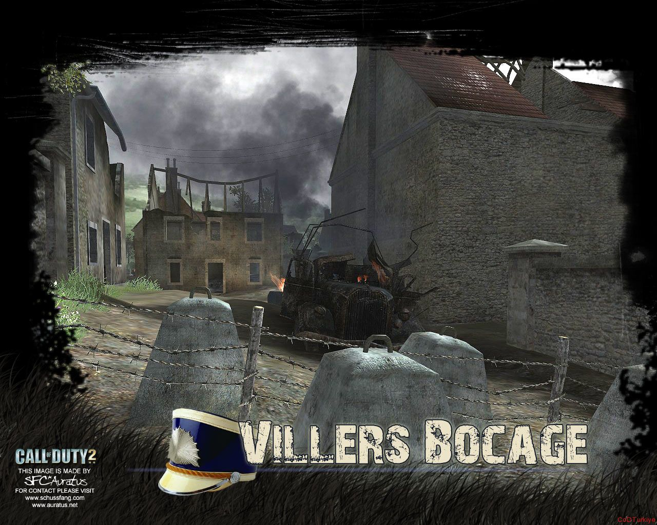 Call of Duty 2 Map Breakout