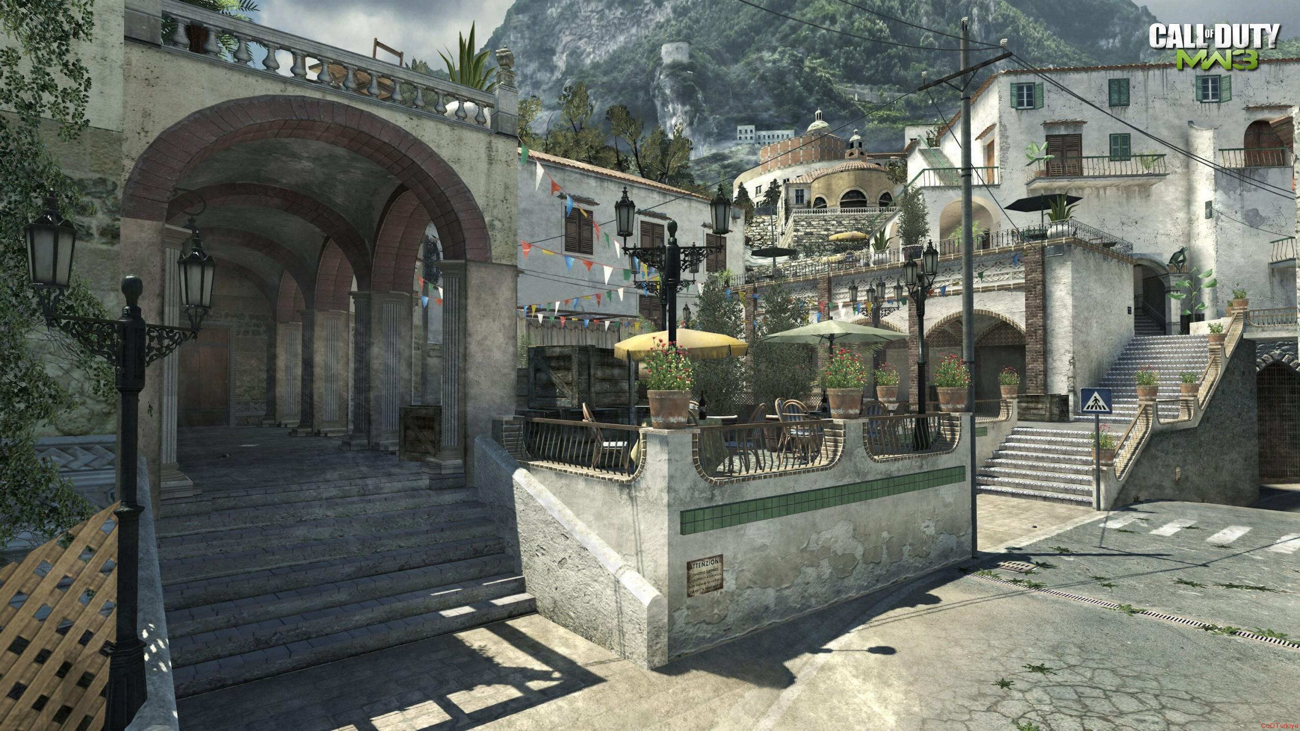 Call of Duty 8 Modern Warfare 3 Gameplay Ekran Görüntüleri