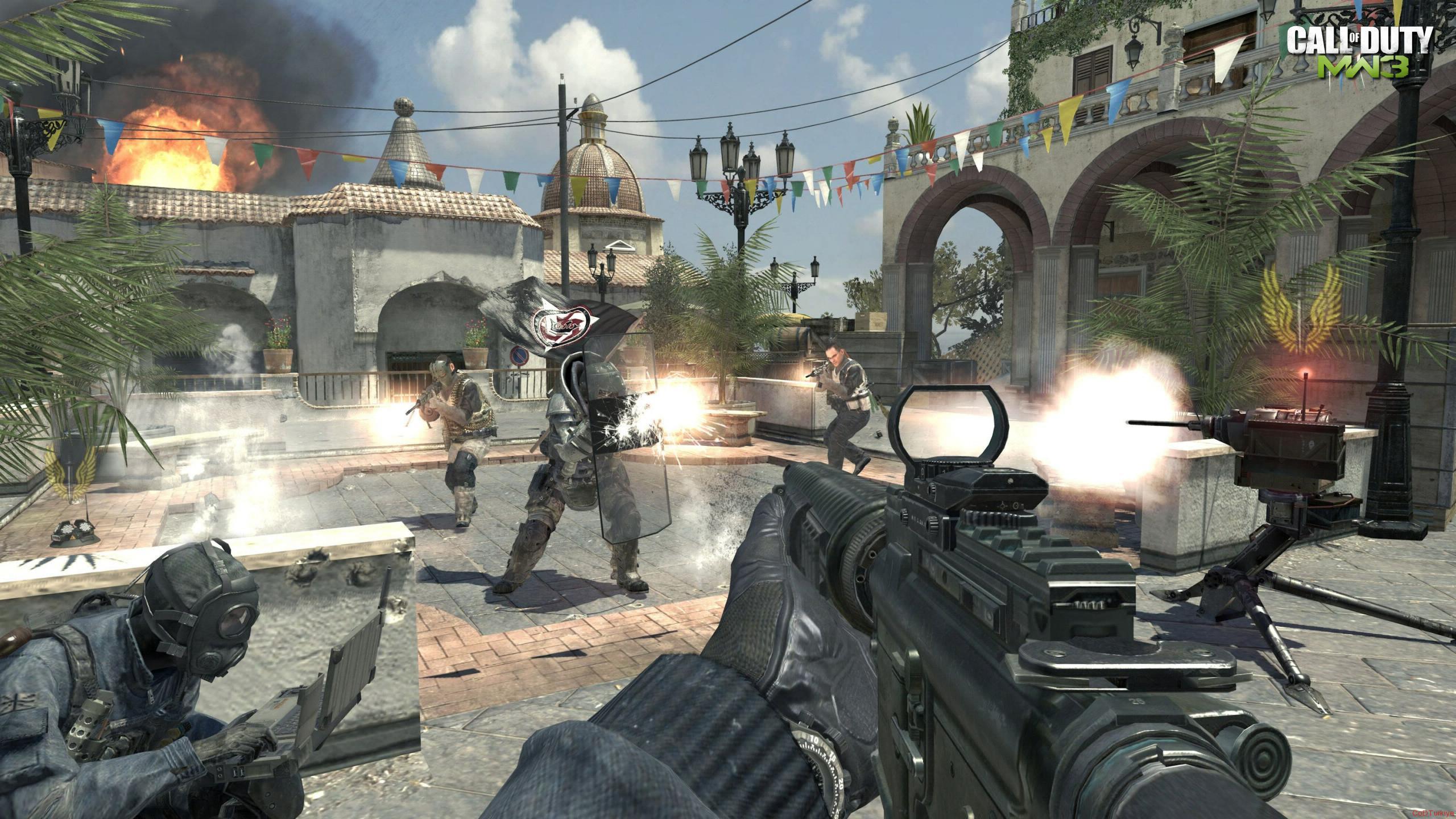 MW3 Gameplay Screenshots