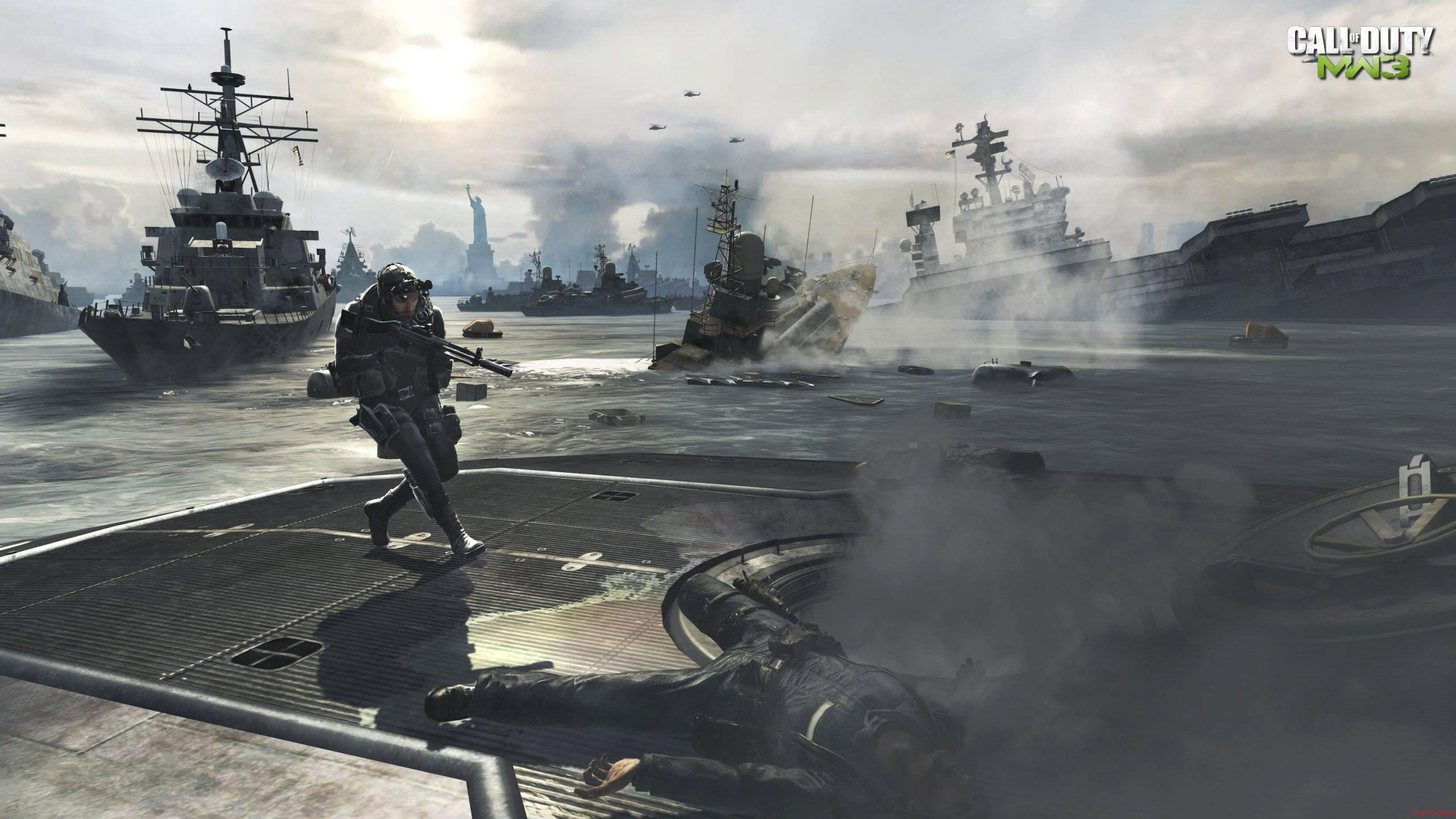 Call of Duty 8 Modern Warfare 3 Wallpaper Ekran Görüntüleri Screenshots