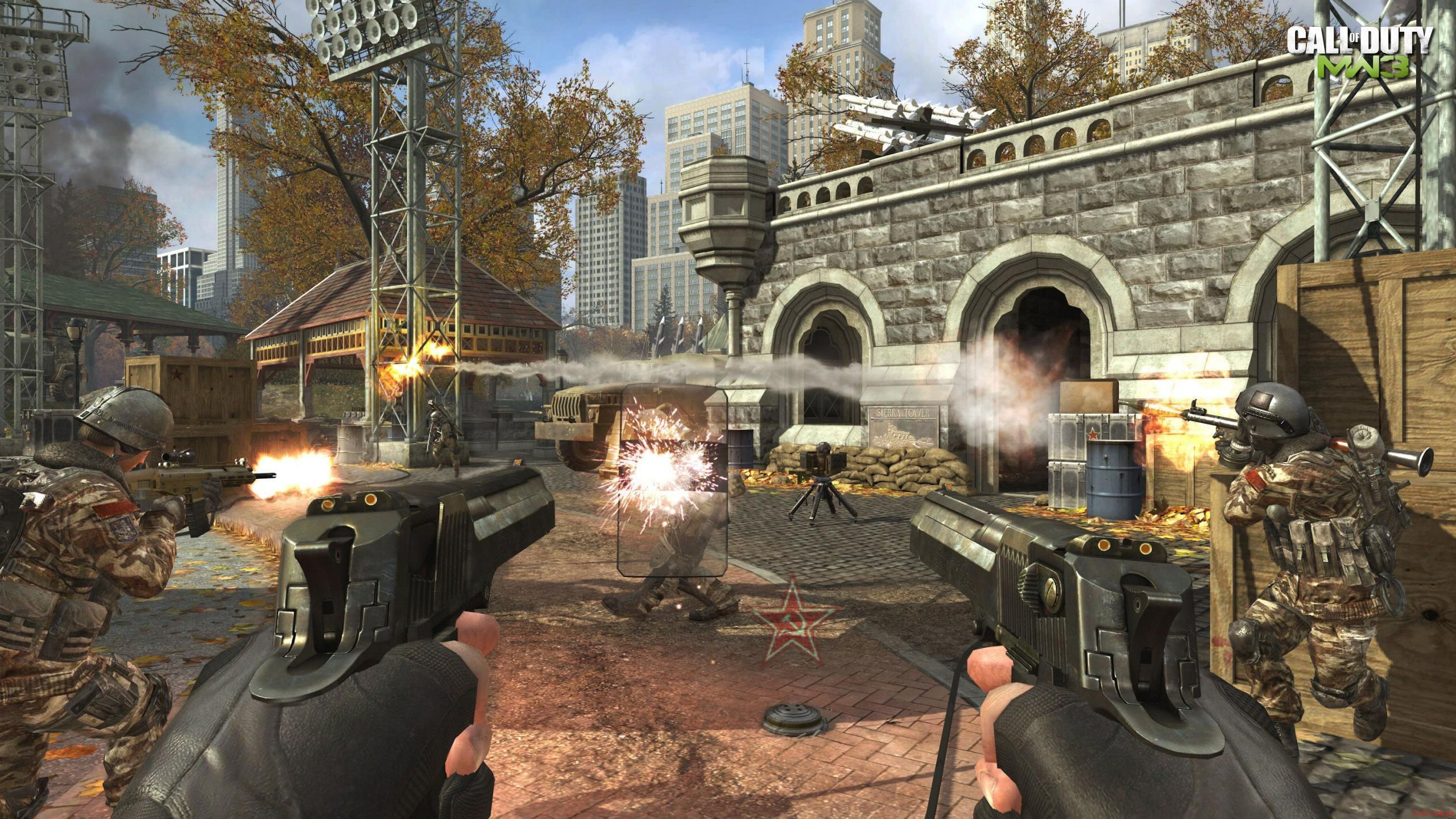 MW3 Gameplay Ekran Görüntüleri