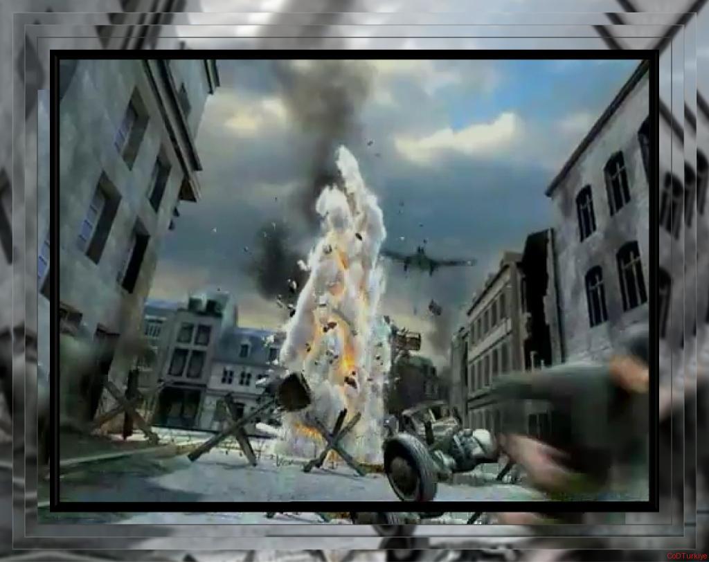 Call of Duty Finest Hour Ekran Görüntüleri