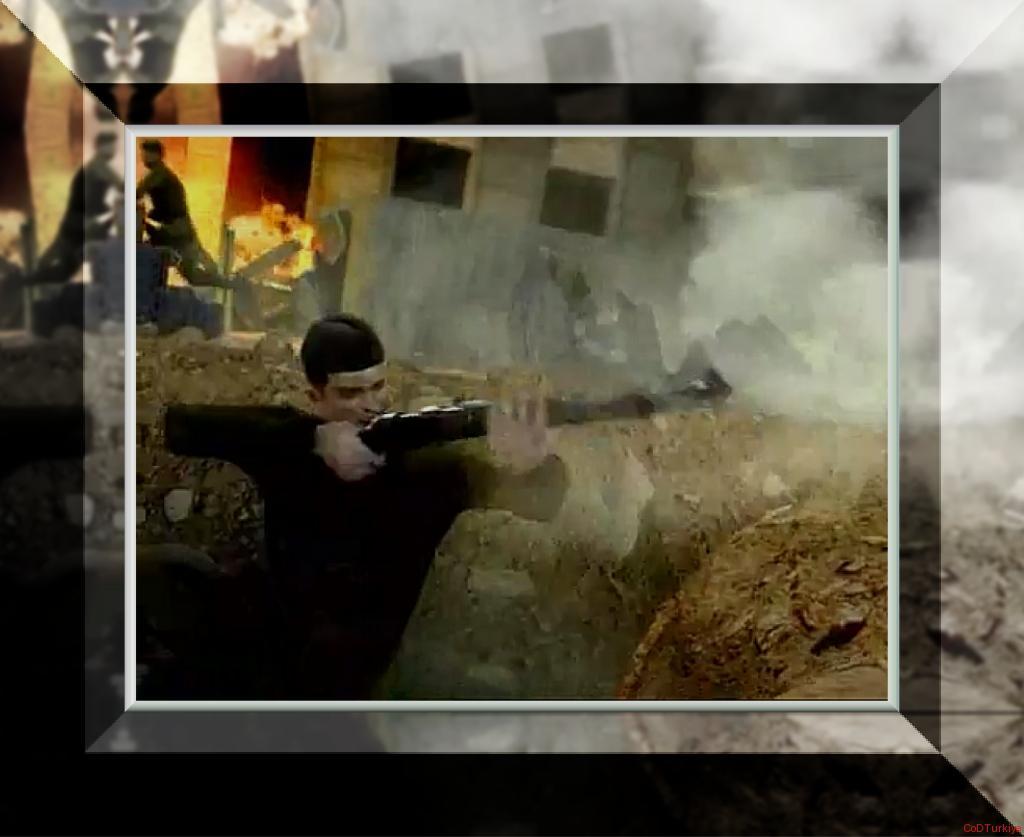 Call of Duty Finest Hour Gameplay Ekram Görüntüleri