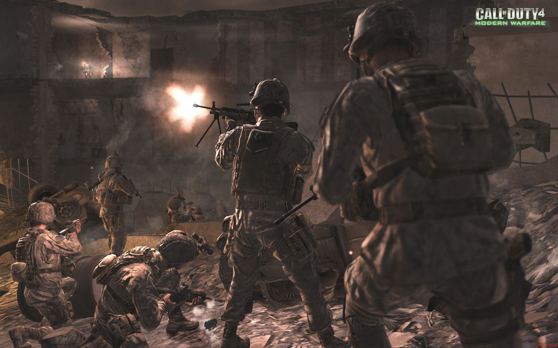 Call of Duty 4 HD Wallpapers