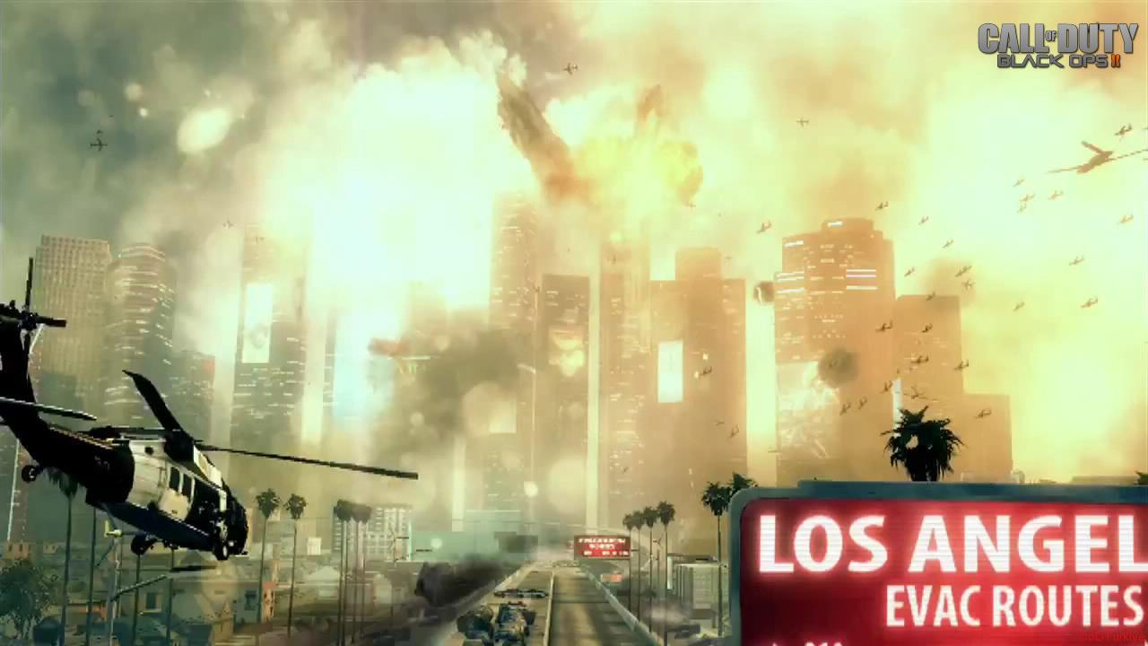 Call of Duty 9 Black Ops 2 Ekran Görüntüleri