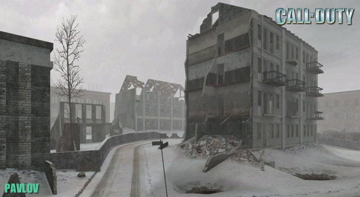 Call of Duty Multiplayer Map Loadingscreen Pavlov