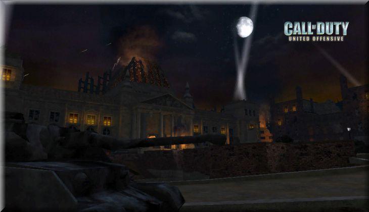 Call of Duty United Offensive Map Berlin Loadingscreen