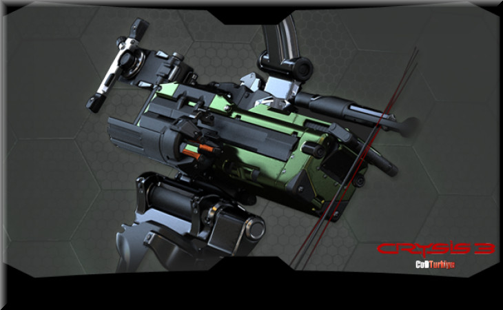 Crysis 3 Weapon Automatic Reload System