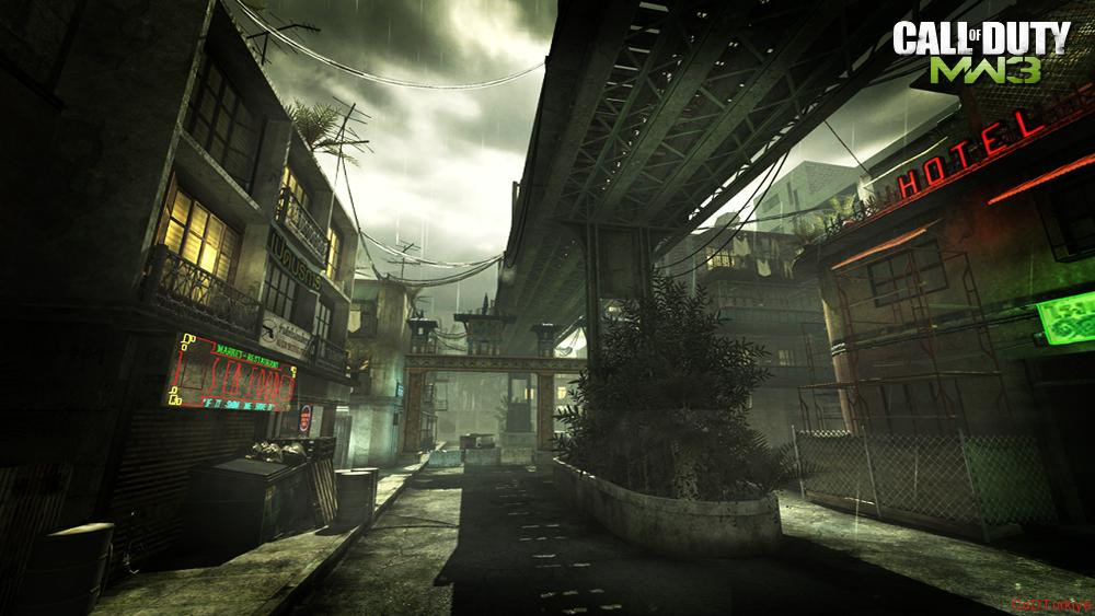 Modern Warfare 3 Map Bootleg