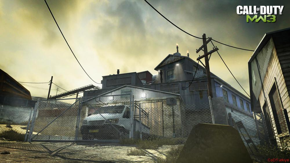 Modern Warfare 3 Map Carbon