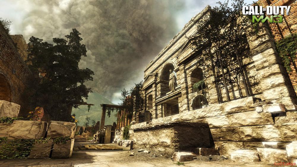 Modern Warfare 3 Map Erosion