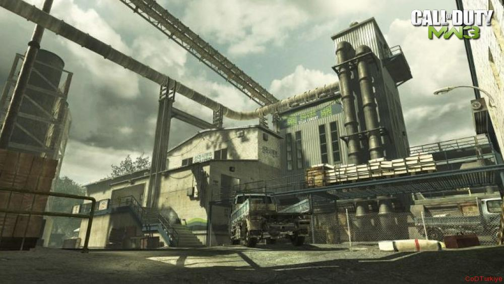 Modern Warfare 3 Map Foundation