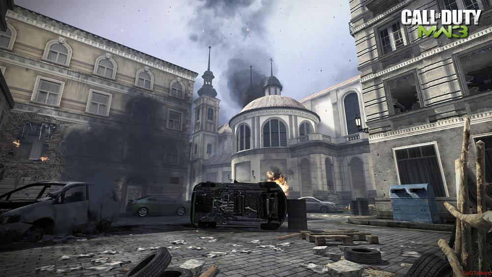 Modern Warfare 3 Map Lockdown