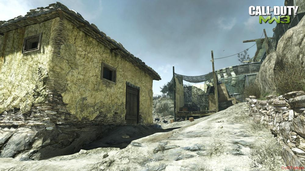 Modern Warfare 3 Map Lockout
