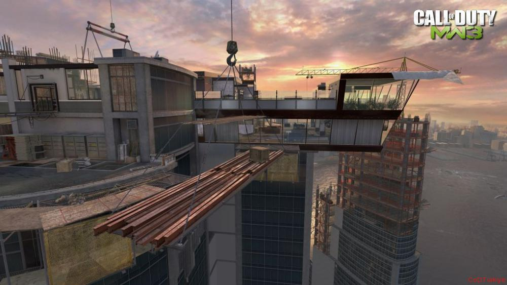 Modern Warfare 3 Map Overwatch