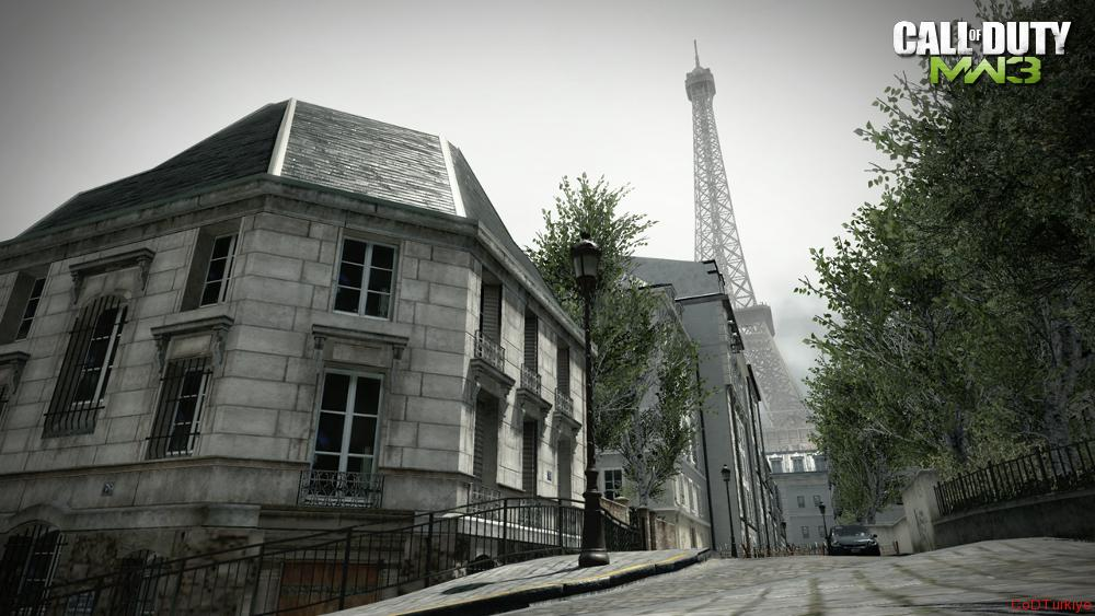 Modern Warfare 3 Map Resistance