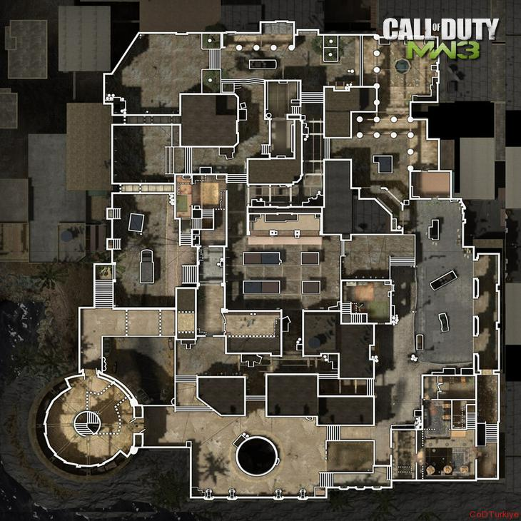 MW3 Map Seatown