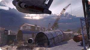 Call of Duty 6 : Modern Warfare 2 Multiplayer Harita Maps Scrapyard