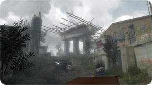 Call of Duty 6 : Modern Warfare 2 Multiplayer Harita Maps Underpass