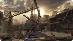 Call of Duty 6 : Modern Warfare 2 Multiplayer Harita Maps Highrise