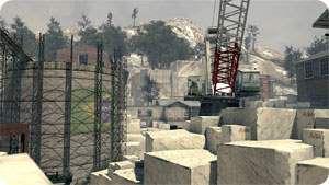 Call of Duty 6 : Modern Warfare 2 Multiplayer Harita Maps Quarry