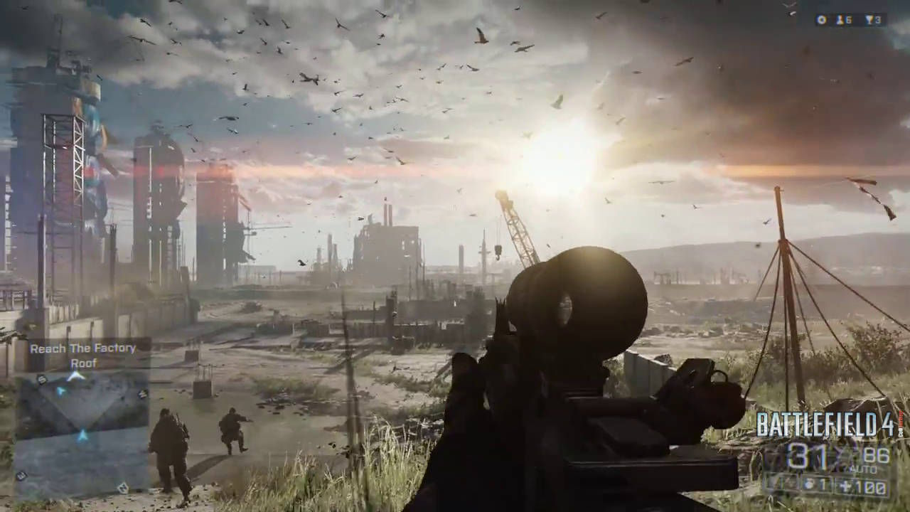 Battlefield 4 Screenshots