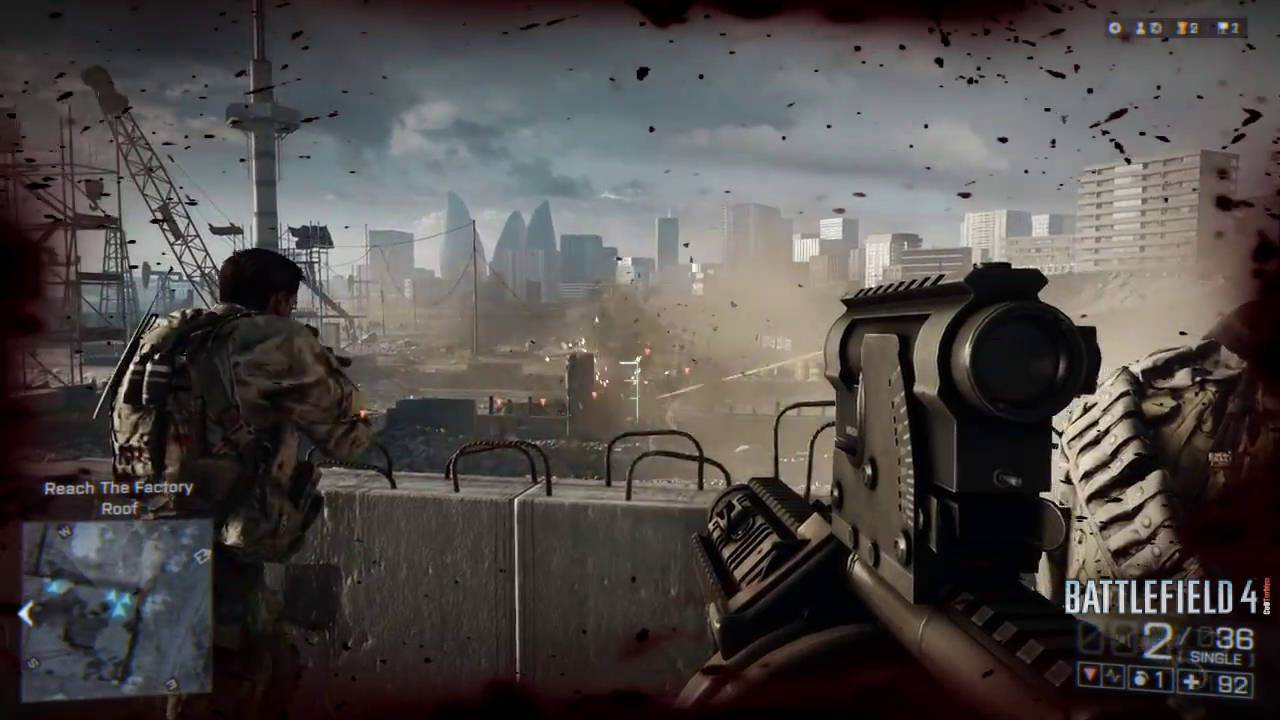 Battlefield 4 Gameplay Screenshots