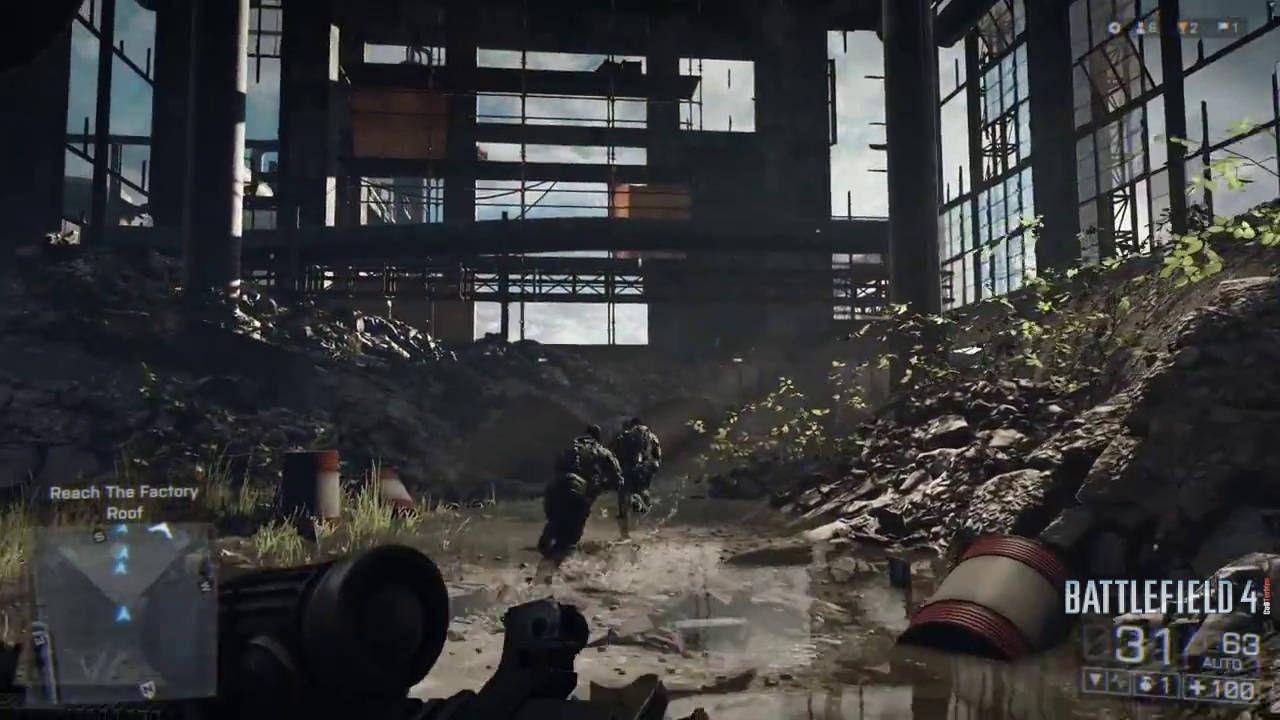 Battlefield 4 Oyuniçi Görüntüler
