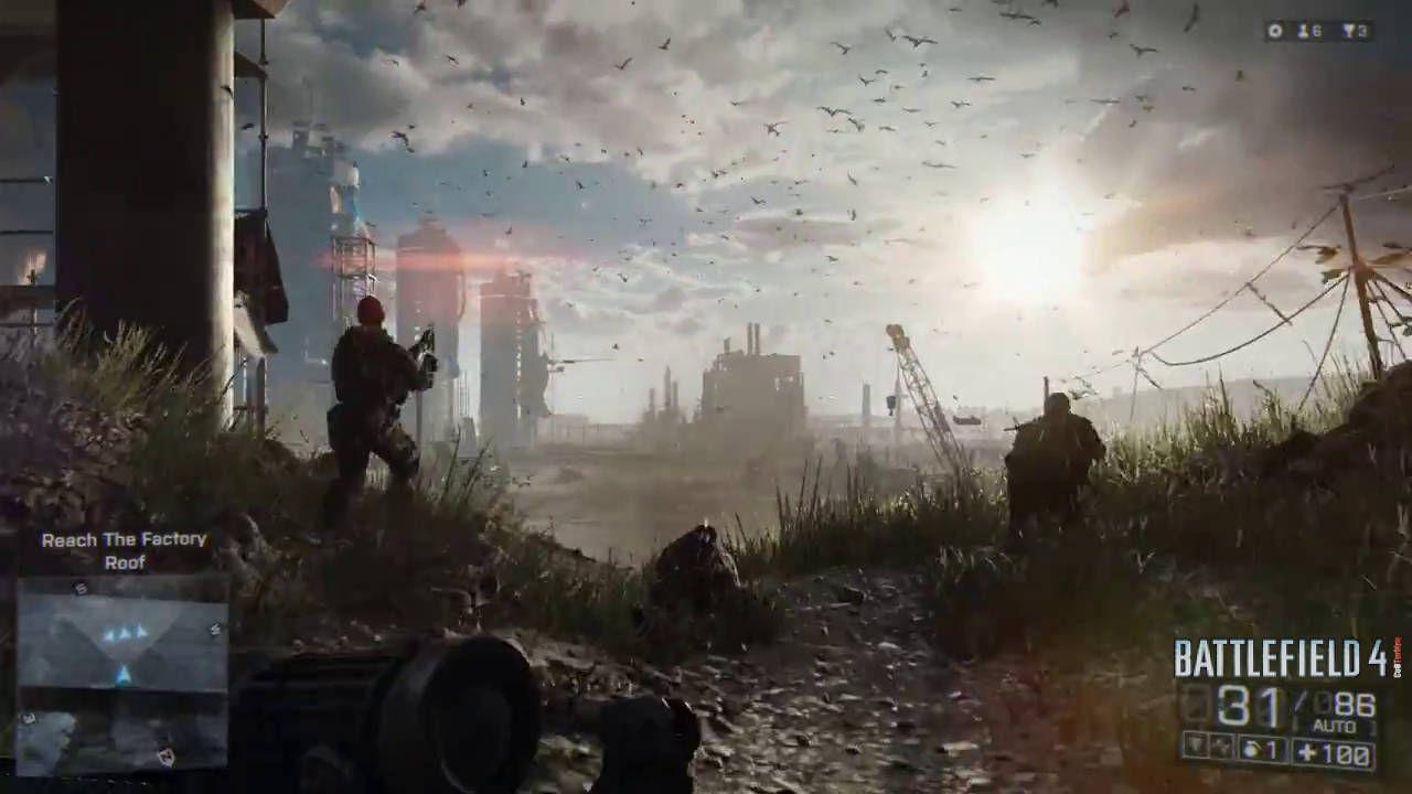 Battlefield 4 Ekran Görüntüleri