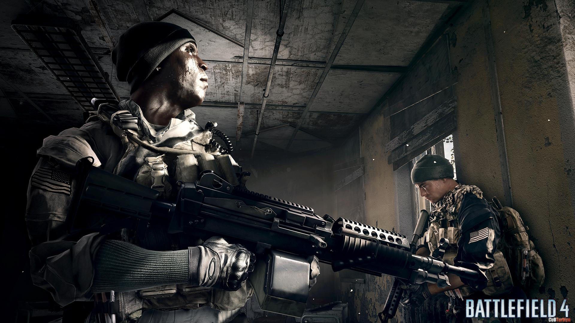 Battlefield 4 Wallpapers Close