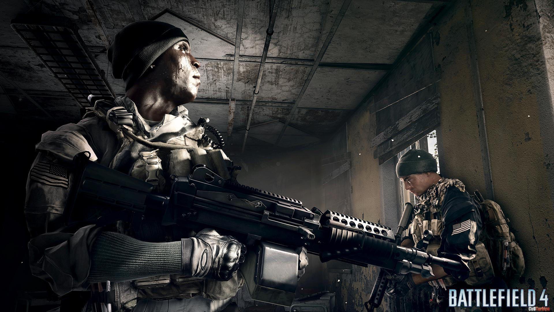 Battlefield 4 Wallpapers Close