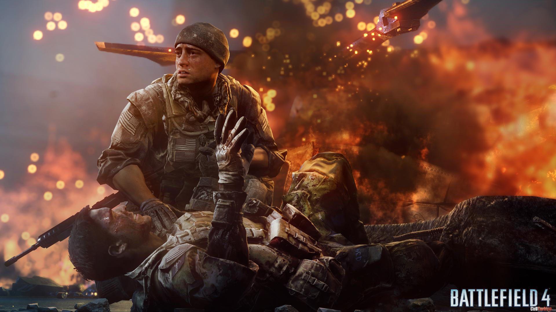 Battlefield 4 Wallpapers Crashsite