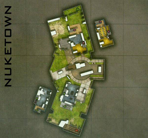 Black Ops 2 Bonus Map Nuketown