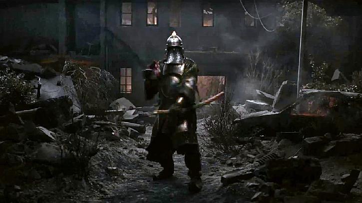 Call of Duty Ghosts Maskeli Savaşçılar