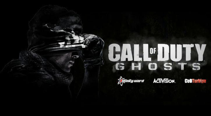 Call of Duty Ghosts Maske