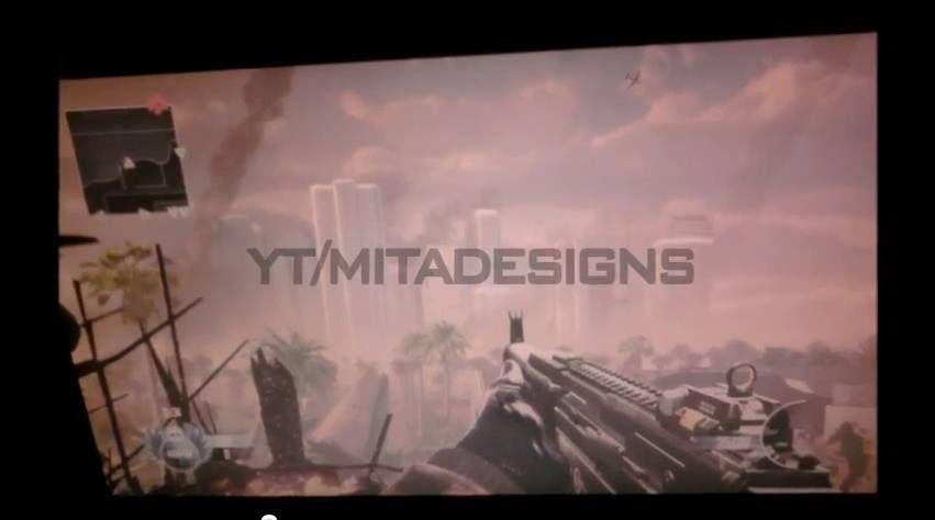 Black Ops 2'nin Ekran Görüntüleri Sızdırıldı