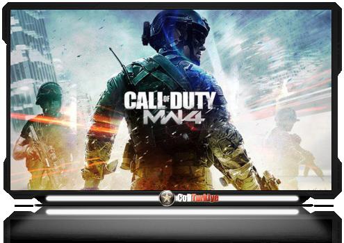 Modern Warfare 4 Senaryo