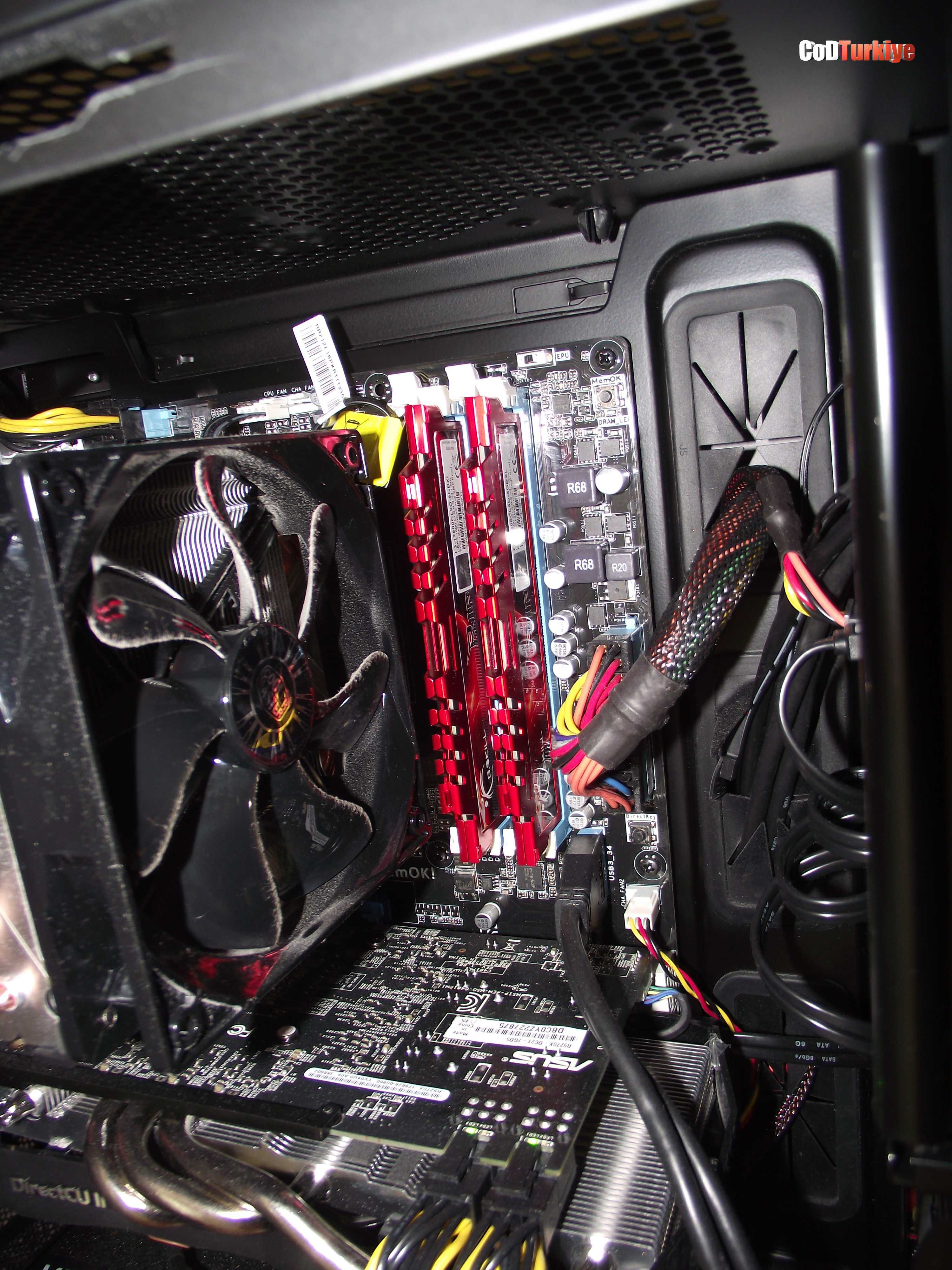 RipJawsX 8 Gb. DDR3 RAM