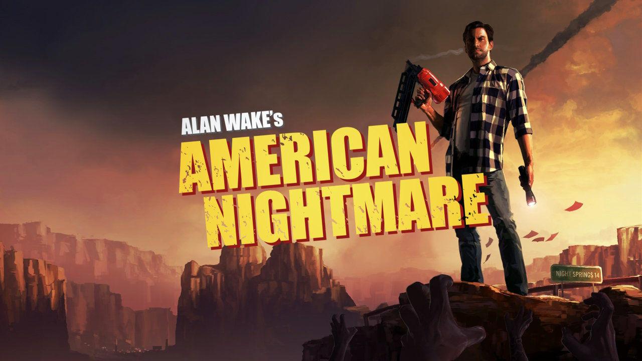 Alan Wake's American Nightmare Kampanya