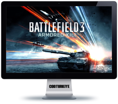 Battlefield 3 Armored Kill İnceleme