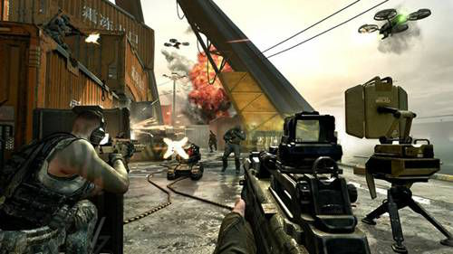 Black Ops 2 Ön İnceleme