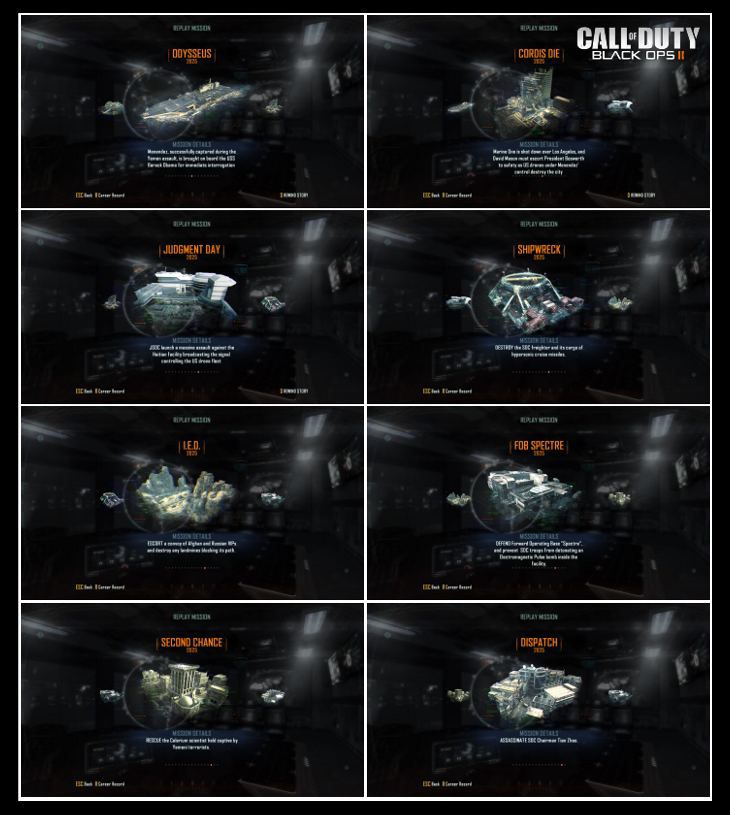 Call of Duty Black Ops 2 Save Game