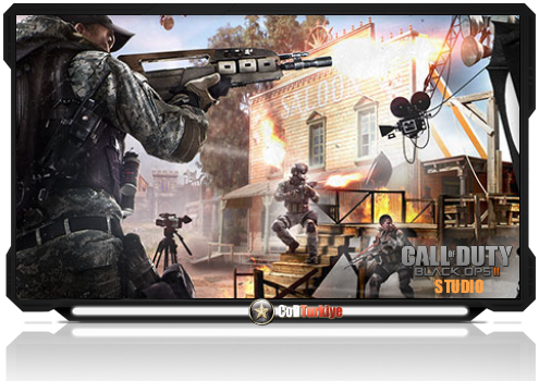 Black Ops 2 Uprising Pack Map Studio