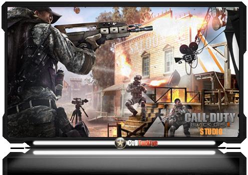 Black Ops 2 Uprising Pack Map Studio