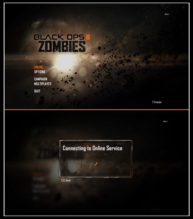 black ops 2 zombies matchmaking